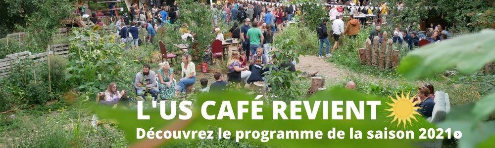 L'US CAFé REVIENT